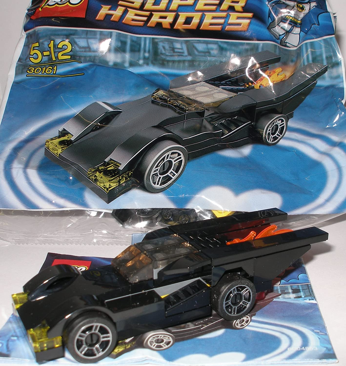 LEGO Super Heroes 30161 Batmobile Bagged Set