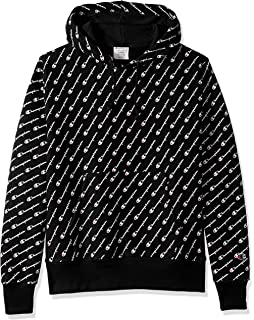 ede948989222 Champion LIFE Women s Printed Reverse Weave Pullover Hood at Amazon ...