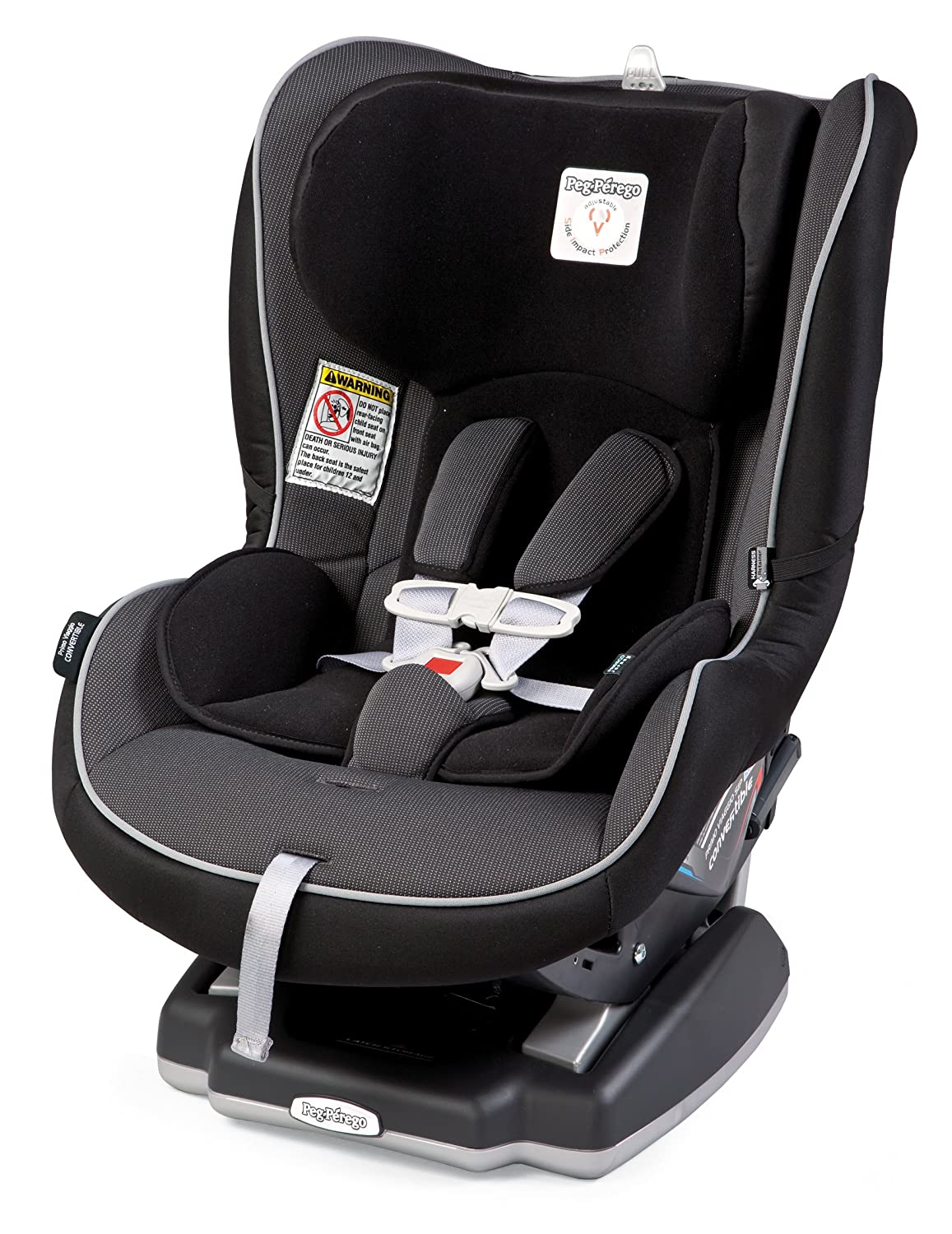 Peg Perego Primo Viaggio Convertible, Crystal Black by Peg Perego: Amazon.es: Bebé