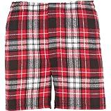 Boxercraft Mens Classic Flannel Boxer Shorts / Underwear / Nightwear