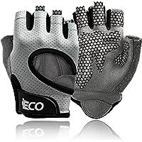 iECO Gewichtheffen Gym Handschoenen voor Mannen Vrouwen Workout Handschoenen met Volledige Palm Bescherming Geweldig…