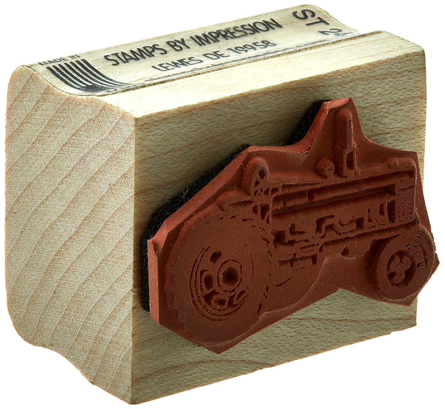 Stamps by Impression ST 0243 Tractor Rubber Stamp