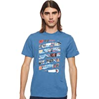 Columbia Men's Chilton Cliff Tee Tees And T-Shirts