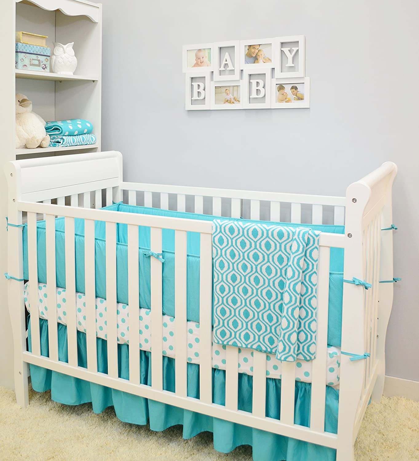 bedding gold beddings size floral decor baby full comforter wall gray teal with conjunction in of navy plus and also crib aqua nursery as well pink cribs together skirt coral turquoise