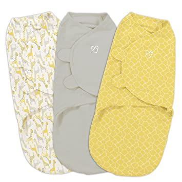 ebe9421f4c Amazon.com   SwaddleMe Original Swaddle 3-PK