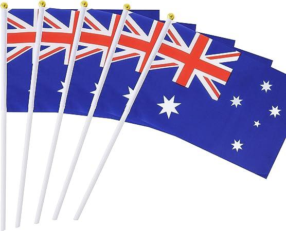 Australia Mini Banner Australia Flag