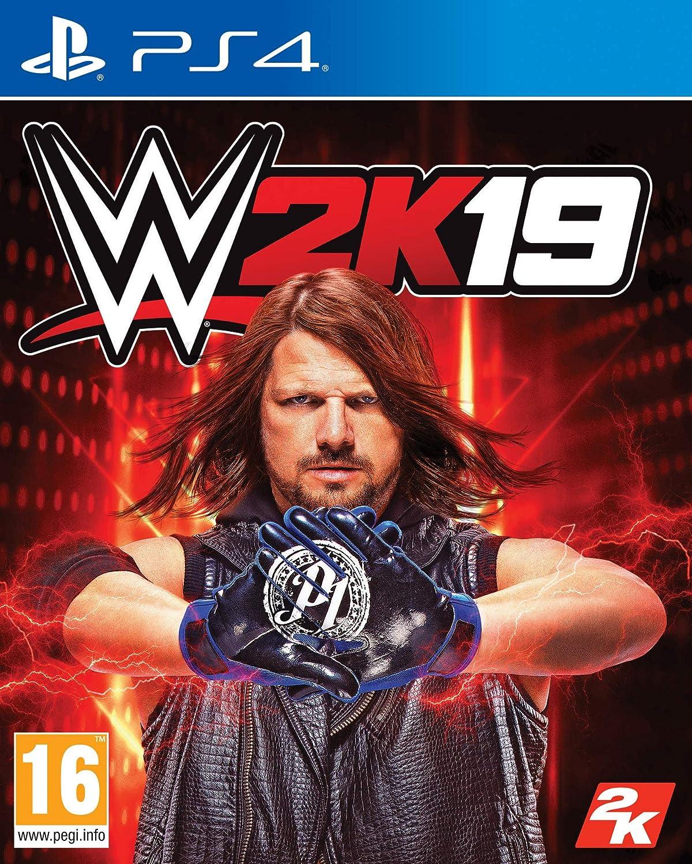 WWE 2K19 (PS4): Amazon co uk: PC & Video Games