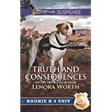 Truth and Consequences (Rookie K-9 Unit Book 2)