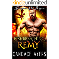 Fire Breathing Remy (Dragons of the Bayou Book 4)