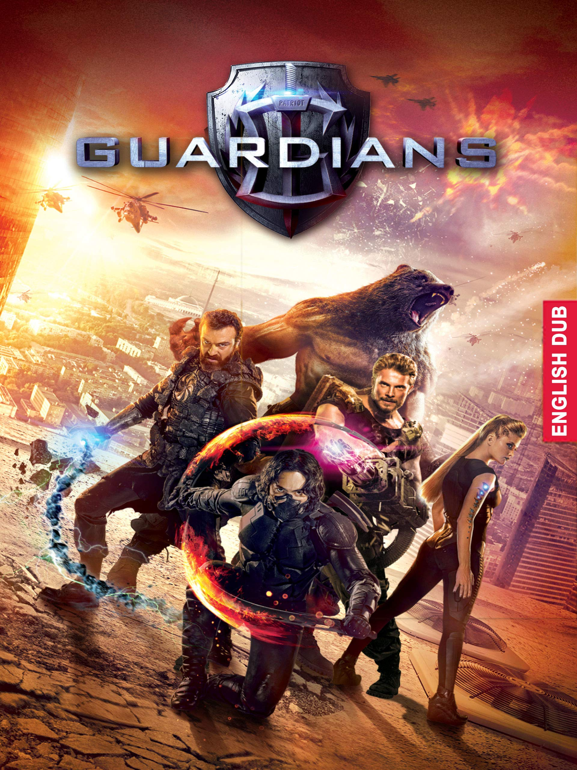 watch guardians online free in english