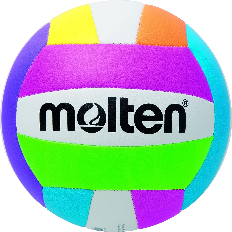 Molten Neón - Balón de Volley Playa: Amazon.es: Deportes y aire libre