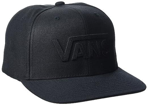 04d4d3763a4 Vans Apparel Men s Drop V Ii Snapback Baseball Cap