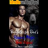 Babysitter For Dad's Russian Mafia Bear Friend (Bratva Bear Shifters Book 2)
