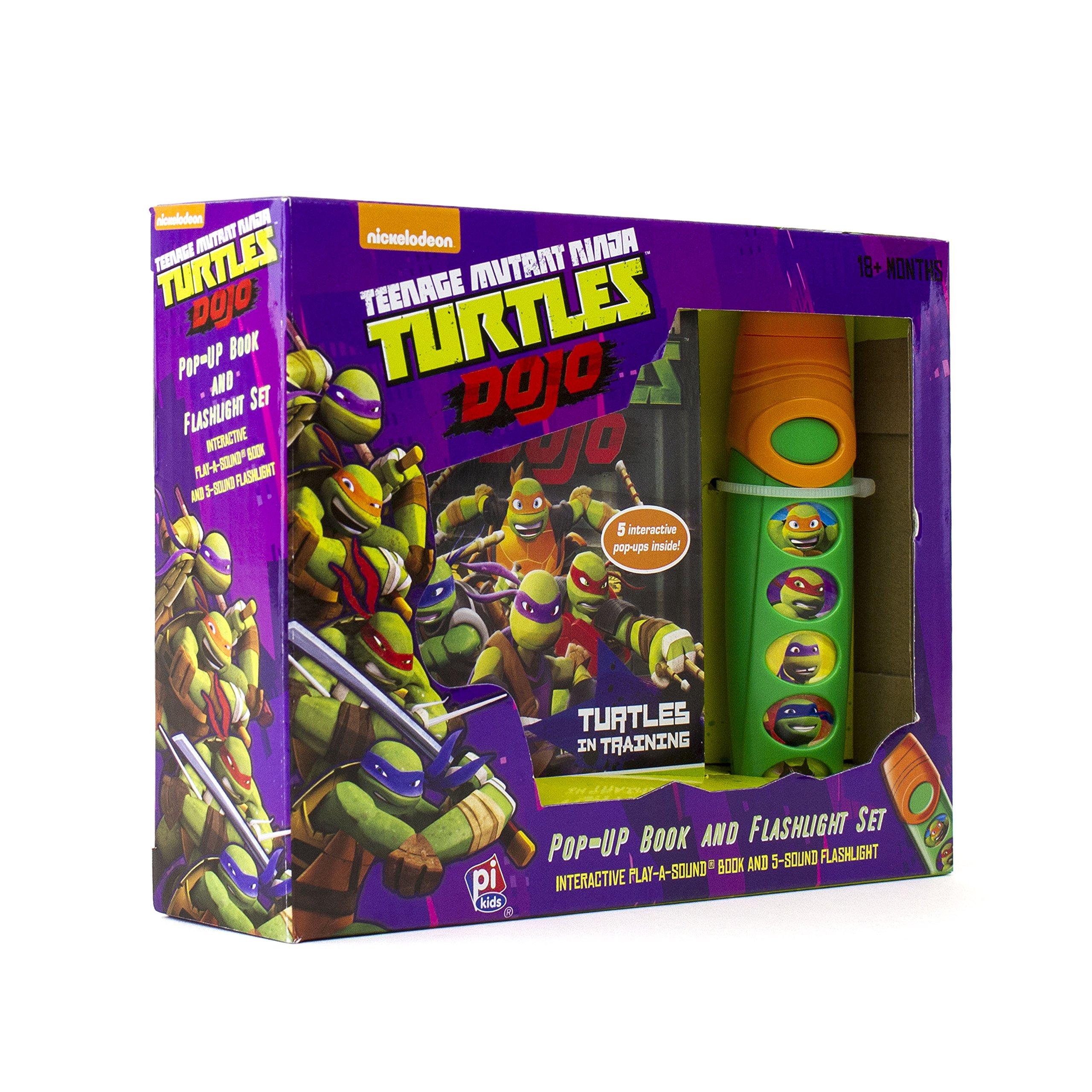 Nickelodeon Teenage Mutant Ninja Turtles - Turtles in ...