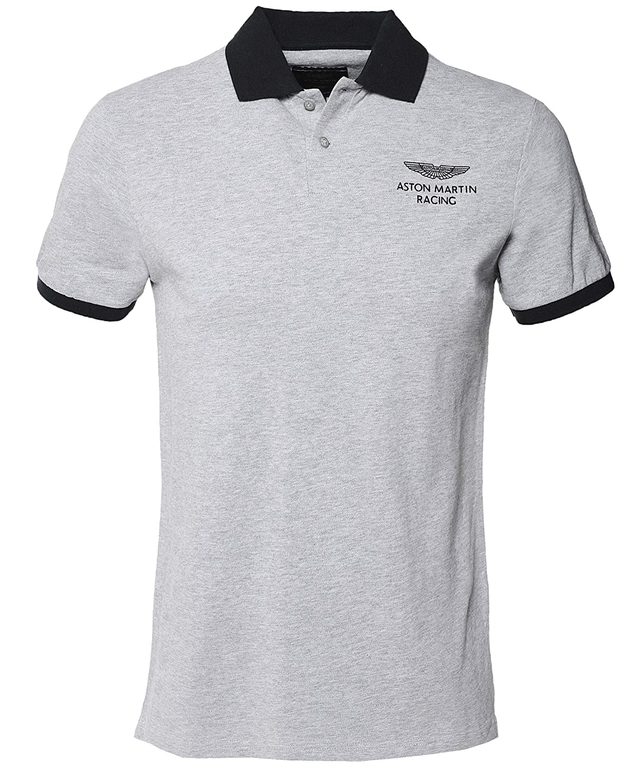 Polo Hackett Aston Martin HKT UCLLR - Color - Gris, Talla - XL ...