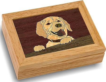 Joyero, Caja de música caja de joyería. Único Original obra de arte. Alta calidad, no hay dos son el mismo: Amazon.es: Hogar