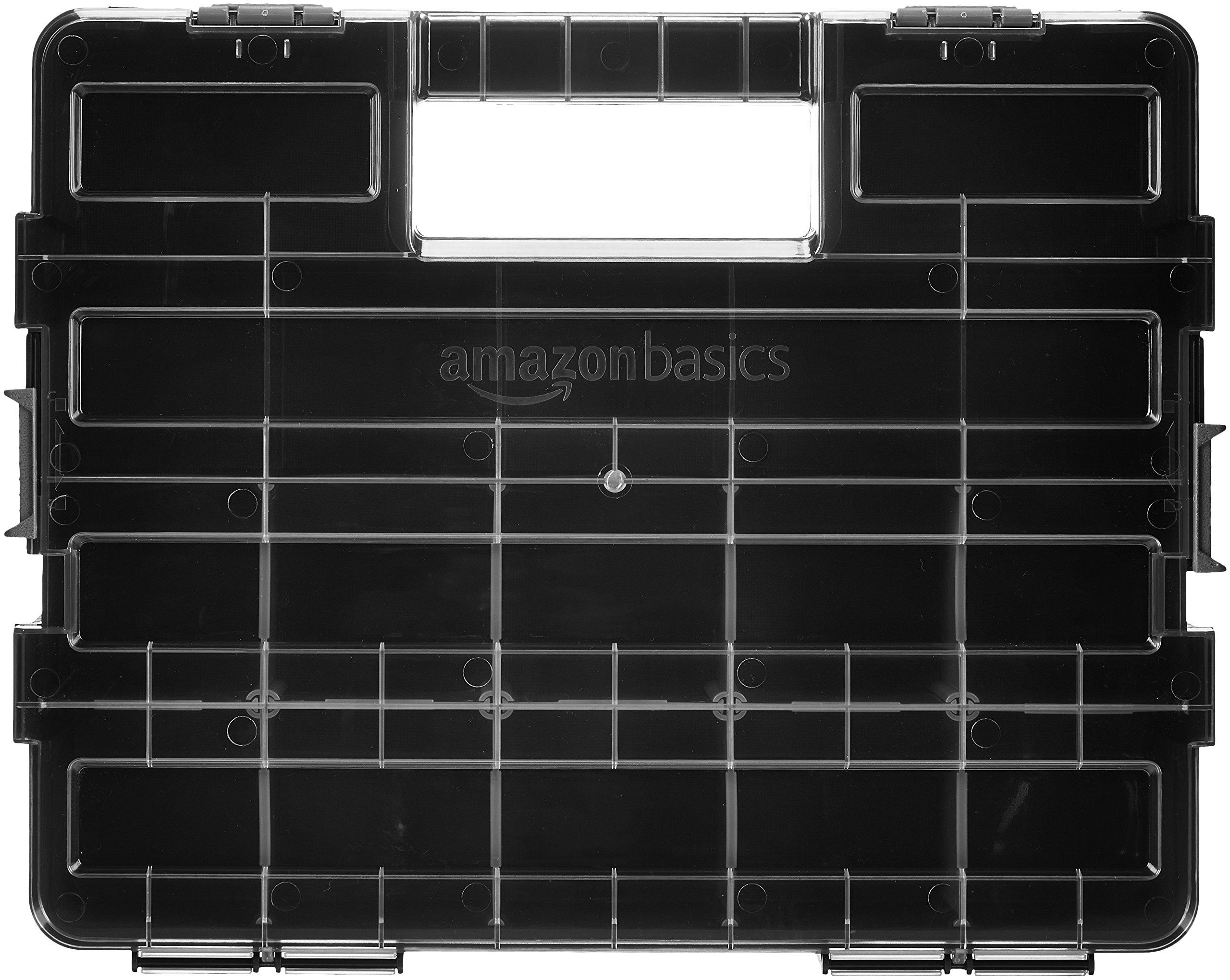 AmazonBasics Tool Organizer - Adjustable Compartments by AmazonBasics