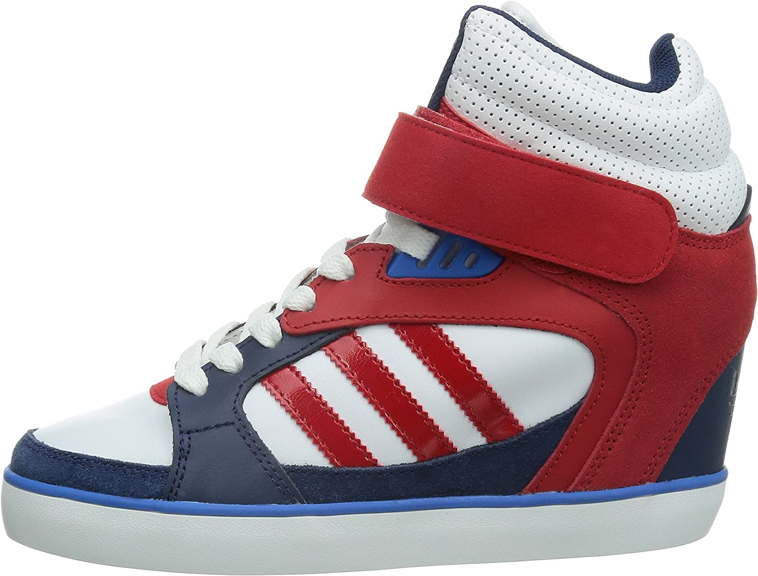adidas Originals Amberlight Heel W, Baskets mode femme