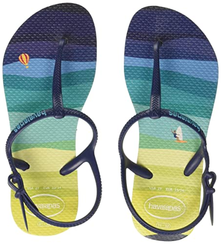 10a4bb2cb226 Havaianas Unisex Adults  Kids Freedom Print Sandals  Amazon.co.uk ...