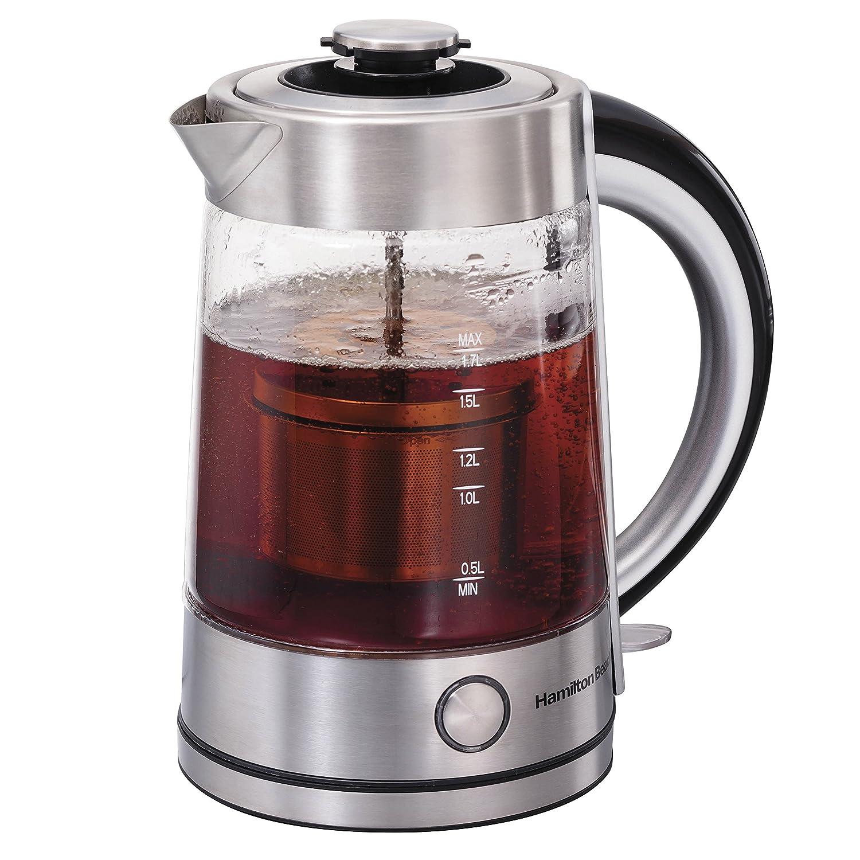 Hamilton Beach 40868 Electric kettle One size Black
