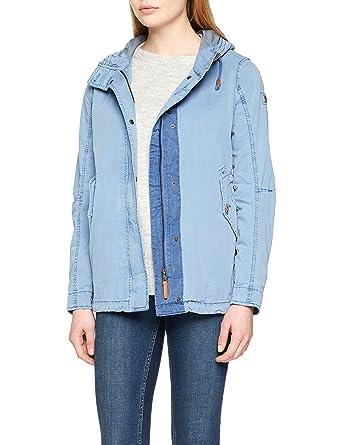 Camel Active Womenswear Damen Parka: : Bekleidung
