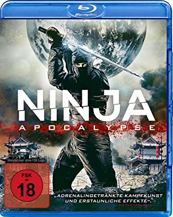 Ninja Apocalypse [Alemania] [Blu-ray]: Amazon.es: Christian ...