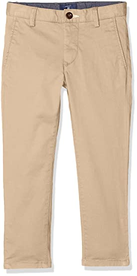 089eba42e Gant Boy Chinos Trousers: Amazon.co.uk: Clothing