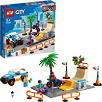 LEGO 60290 City Skateboardpark, Flerfärgad