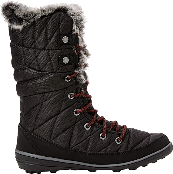 COLUMBIA Damen Wasserdichte Wanderstiefel, HEAVENLY CAMO