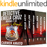 Murder in Acapulco Box Set: Detective Emilia Cruz Books 1-6