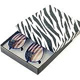 American Flag Mirror Sunglasses Glasses - Blue
