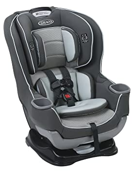 Graco Extend 2 Fit Convertible Car Seat Mack