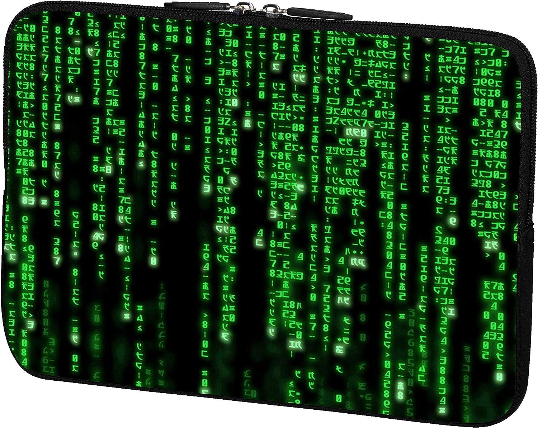 39,6cm Matrix PEDEA Funda de Neopreno para port/átiles de 15.6