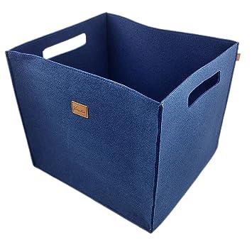 3 Er Set Box Filzbox Aufbewahrungskiste Aufbewahrungsbox Kiste Für Allelei  Aus Filz, Korb,