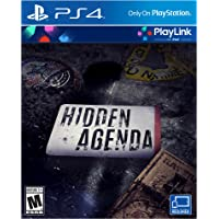 Hidden Agenda for PlayStation 4 by Sony