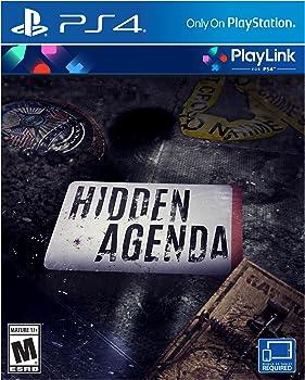 Hidden Agenda for PS4