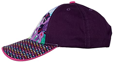 6fcf84a4bf9 Hasbro Twilight Sparkle and Rainbow Dash My Little Pony Baseball Cap ...