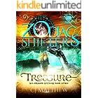 Treasure: Sea Dragon Shifters Book 3