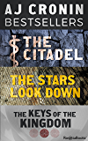 A.J. Cronin Bestsellers: The Citadel, The Stars Look Down, and The Keys of the Kingdom