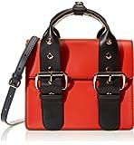 Vivienne Westwood 女式 手提斜挎包 VW42020036ALX01E1 RED 红色 200 X 130 X 240 MM