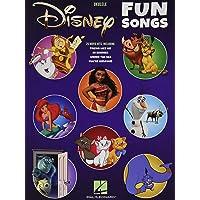 Disney Fun Songs for Ukulele