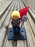 LEGO Super Heroes: Thor Mini-Figurine Avec Un Marteau
