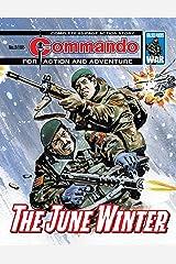 Commando #5185: The June Winter Kindle Edition