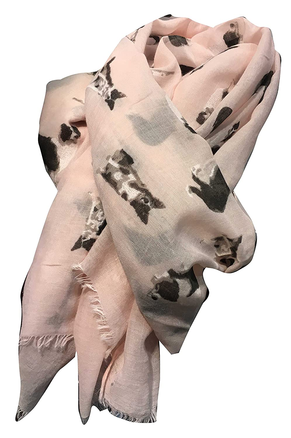 Border Collie Scarf -Lovely Puppy Dog Designs