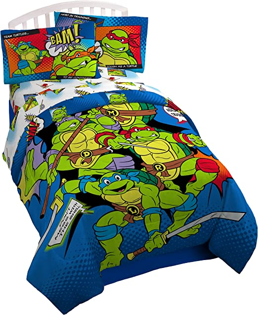 Amazon.com: Nickelodeon Teenage Mutante tortuga Ninja de ...