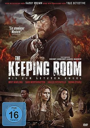 The Keeping Room: Amazon.co.uk: DVD & Blu-ray