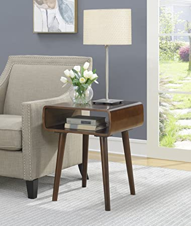 Convenience Concepts 7108045ES End Table Espresso