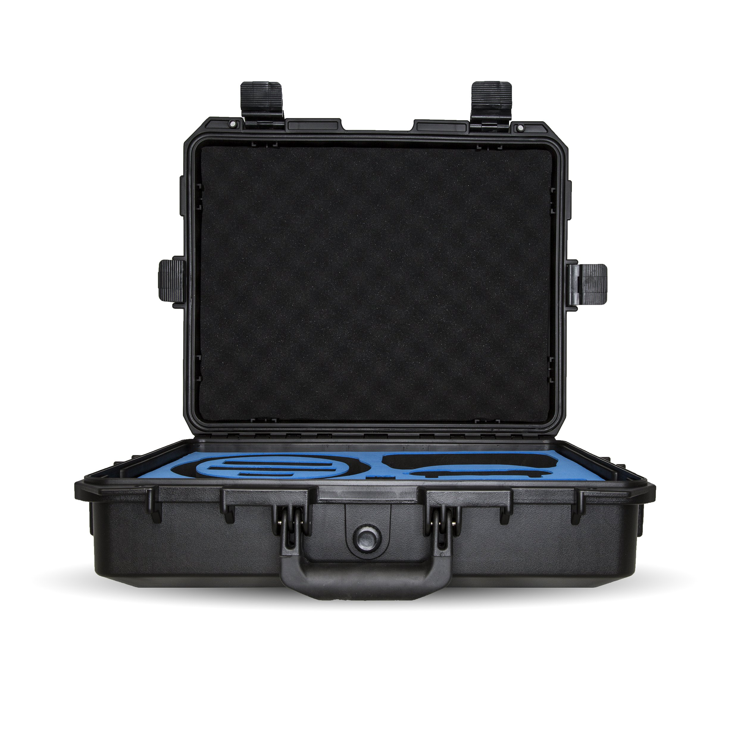 Ultimaxx Water Proof Rugged Compact Storage Hard Case for DJI FPV VR Goggles and DJI Mavic Air + Fits Extra Accessories by Ultimaxx (Image #4)