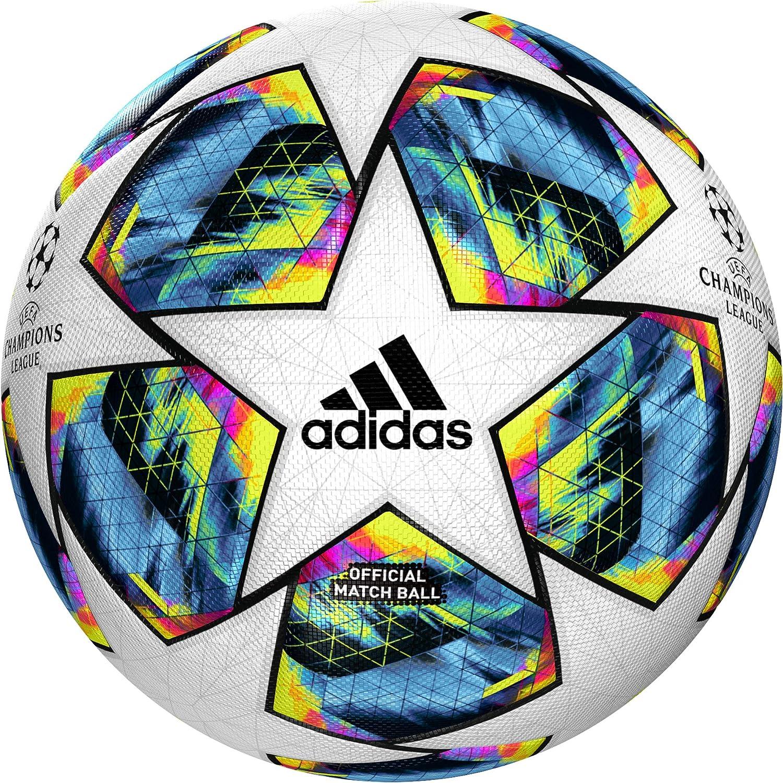 adidas UEFA Champions League Final Official Match Ball 5 White ...