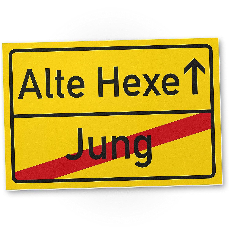 DankeDir!. Antigua Bruja (Jung), de plástico - Rótulo ...